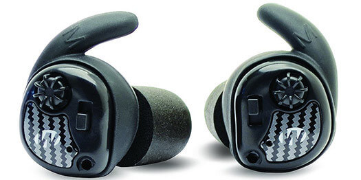 Walkers Silencer Earbuds for Shooting