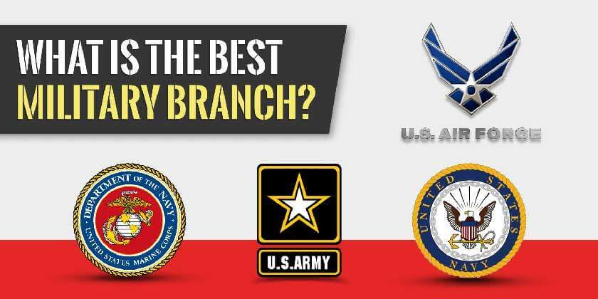 What is the Best Military Branch (Top of Page Image)