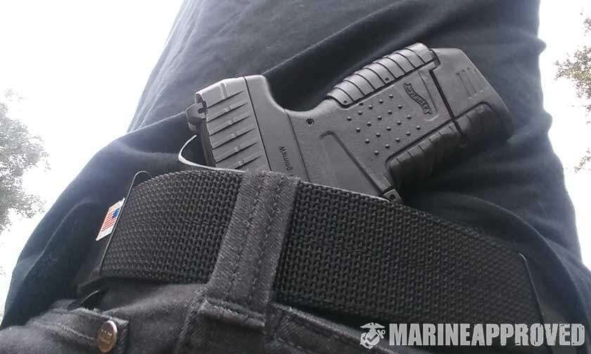 Inside the Waistband Concealed Carry Holster