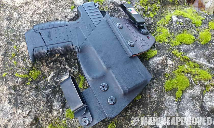 No Print Wonder V2 Kydex Holster