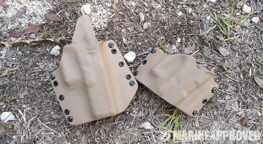 Phalanx Defense Stealth Operator Outside Waistband Holster