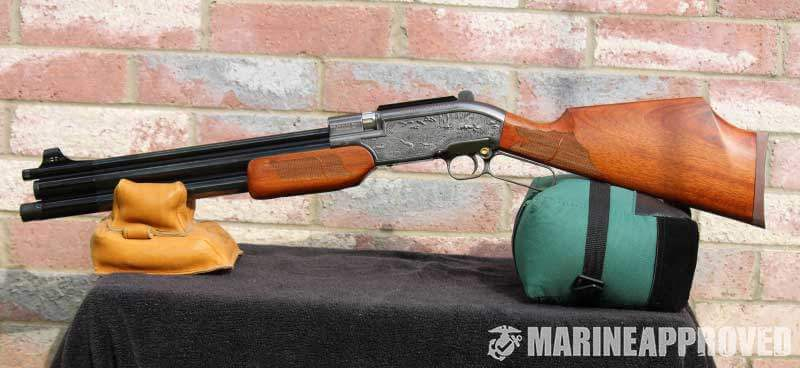 Sumatra 2500 PCP Air Rifle (Carbine Style)