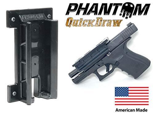 Phantom QuickDraw Magnetic Gun Mount