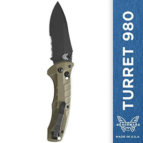 Benchmade Turret 980 EDC