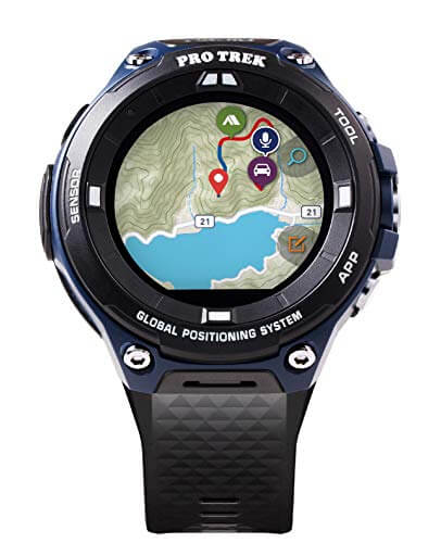 Casio Pro Trek GPS Watch