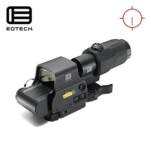 EOtech HHS 1 G33 3x Magnifier Package