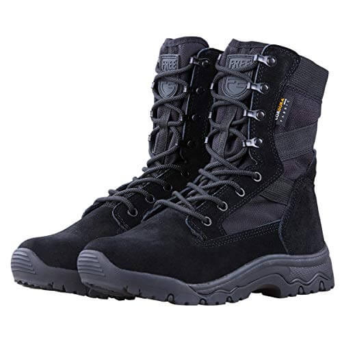 Free Soldier Tactical Boots