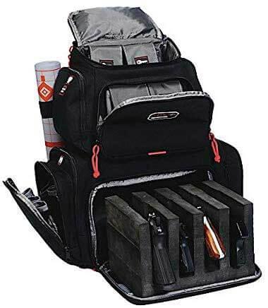 GPS Handgunner Backpack