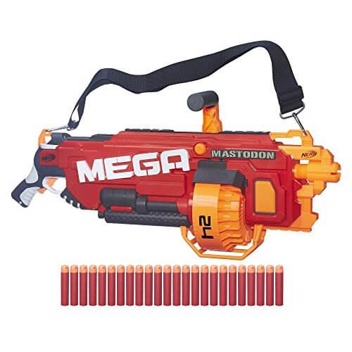 N-Strike Mega Mega Mastodon