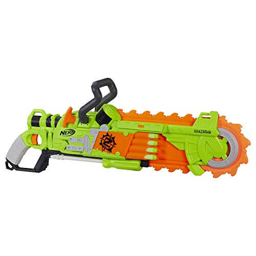 Zombie Strike Brainsaw