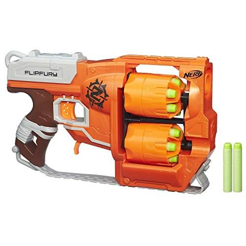 Zombie Strike FlipFury Blaster