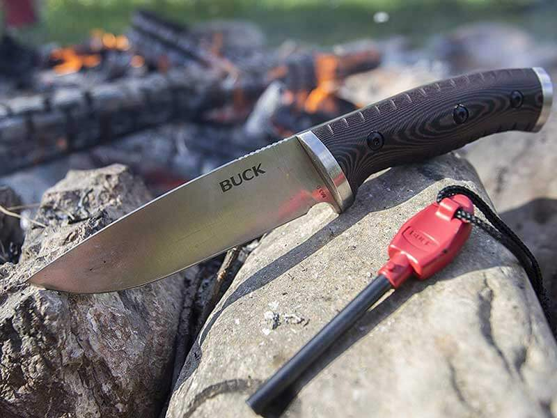 Best Camping Knife Featured Image