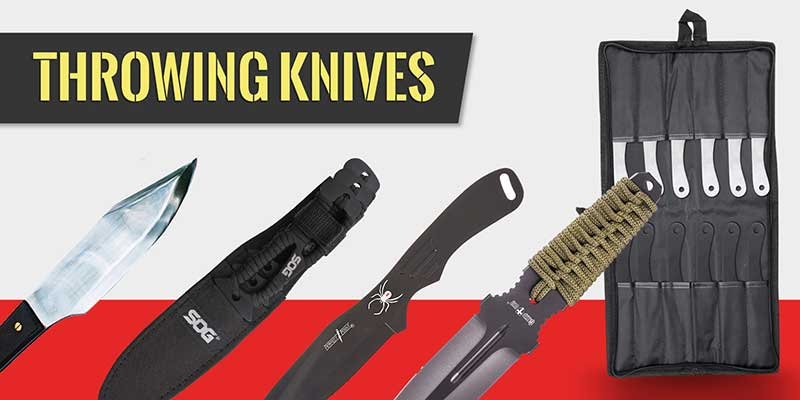 Best Throwing Knives Featured Image