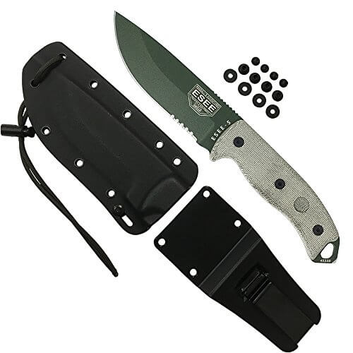 ESEE Tactical 5 Survival Knife