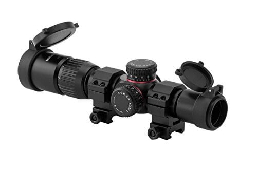Monstrum Tactical FFP Scope