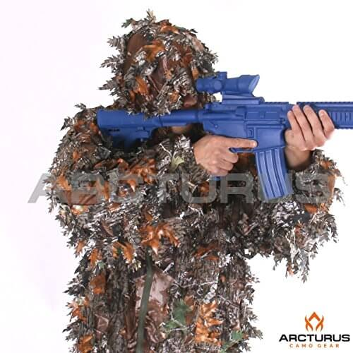 Arcturus 3D Leafy