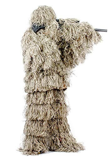 Auscamotek Hunting Ghillie Suit
