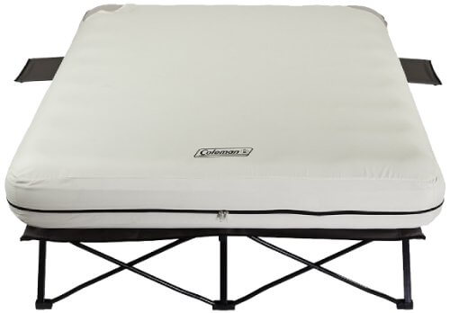 Coleman 2 Person Cot with Air Mattress