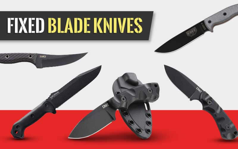 Fixed Blade Knives Featured Image