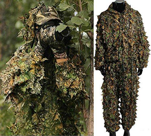Isafish Sniper Cloak