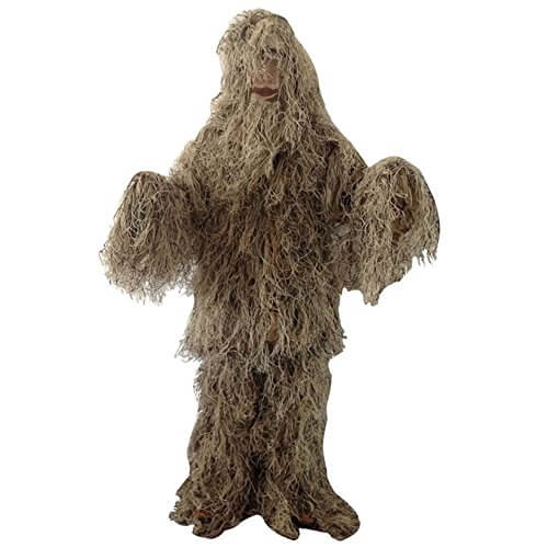 Jumppeak Ghillie Suit