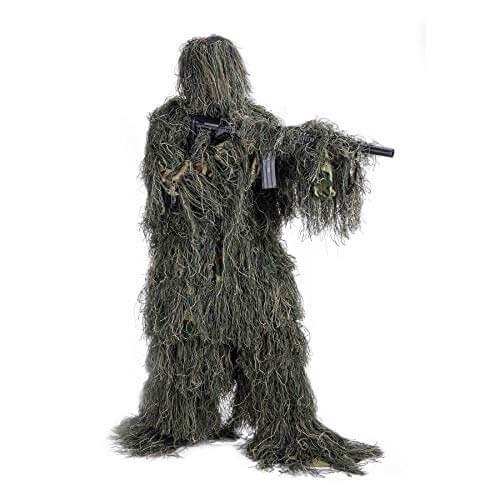 Pinty 3D Ghillie Suit