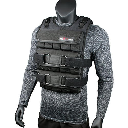 Mir Adjustable Weight Vest