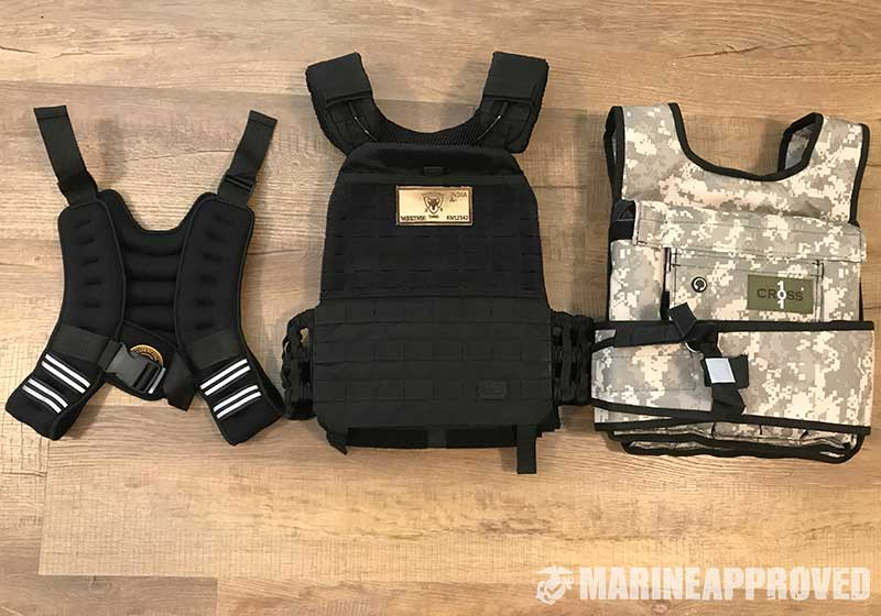 Plate Carrier vs Weighted Vest