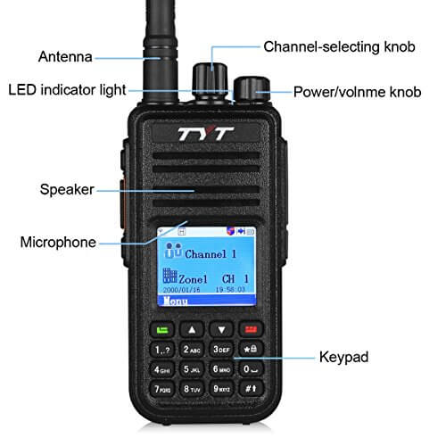 TYT MD-380 DMR Radio