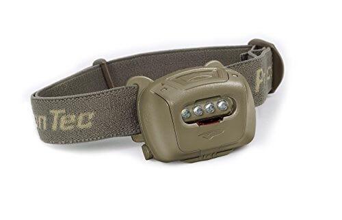 Princeton Tec Quad Tactical MPLS LED Headlamp