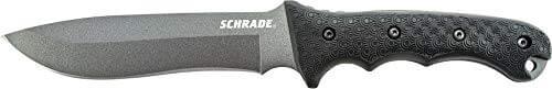 Schrade SCHF9 Bushcrafting Fixed Blade