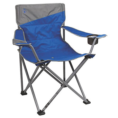 Coleman Big and Tall Quad Chair