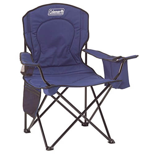 Coleman Portable Camping Chair with Cooler