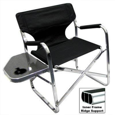 Professional EZ Travel Deluxe Folding Chair