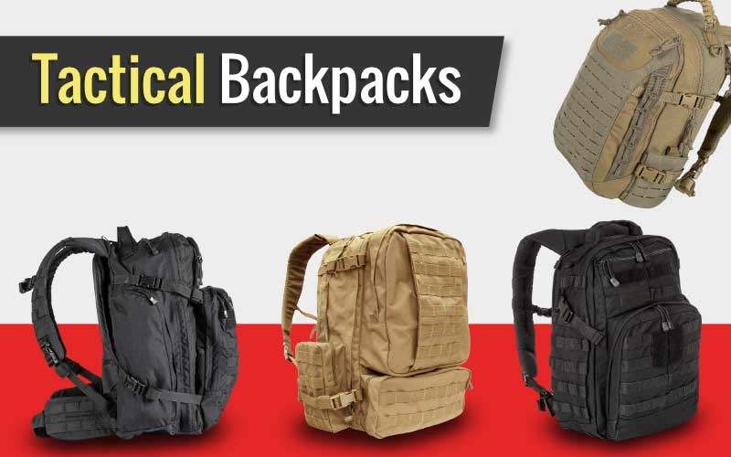 Tactical Backpacks Featured Image