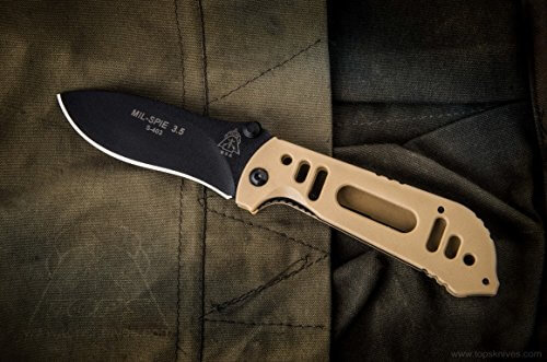 Tops Knives Mil-Spie
