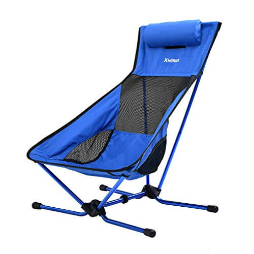 XMMux Ultralight Folding Camping Chair