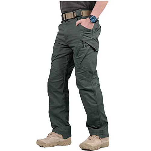 Carwornic Gear Men's Assault Pants