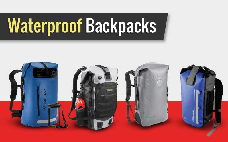 Some of the Best Waterproof-Backpacks on the Market