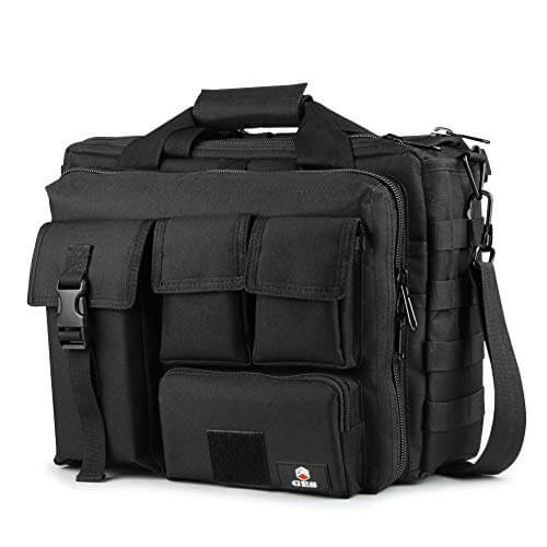 GES Tactical Laptop Bag