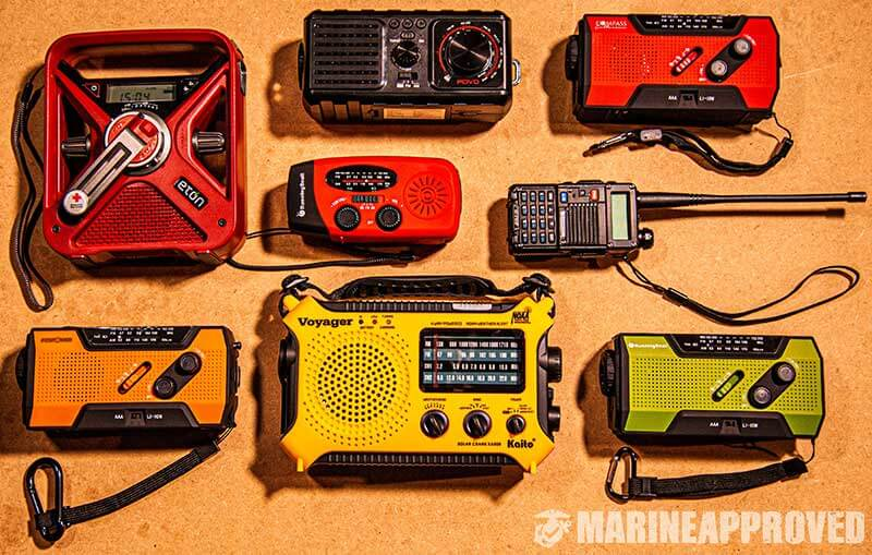 Some of the Best Emergency Radios