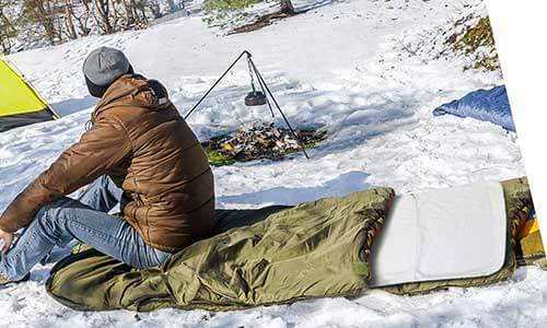 Tough Outdoors XL Sleeping Bag Liner
