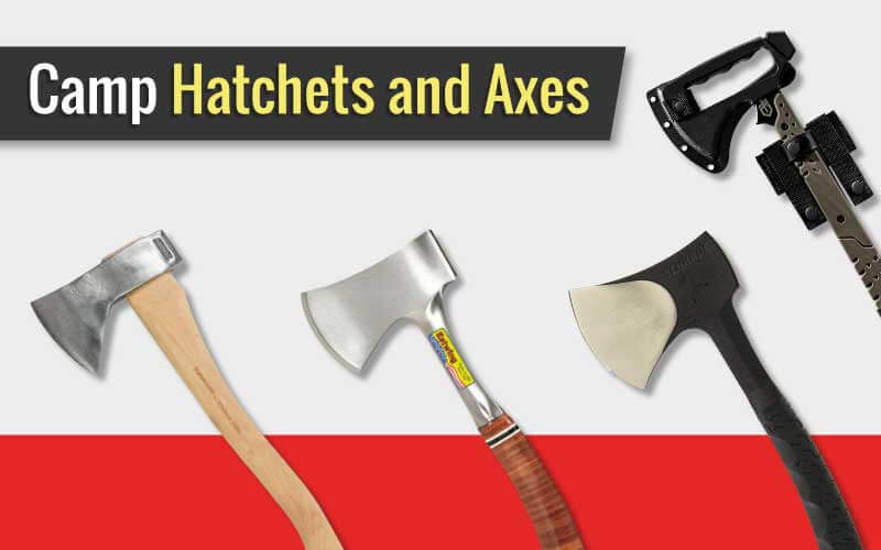 Best Camping Hatchets and Axes Featured Image