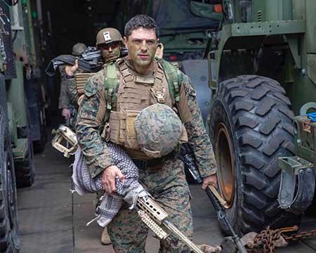 Corporal McMahon