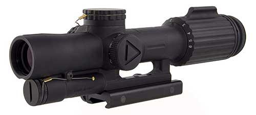Trijicon 1-6x24 VCOG with 308 Crosshair