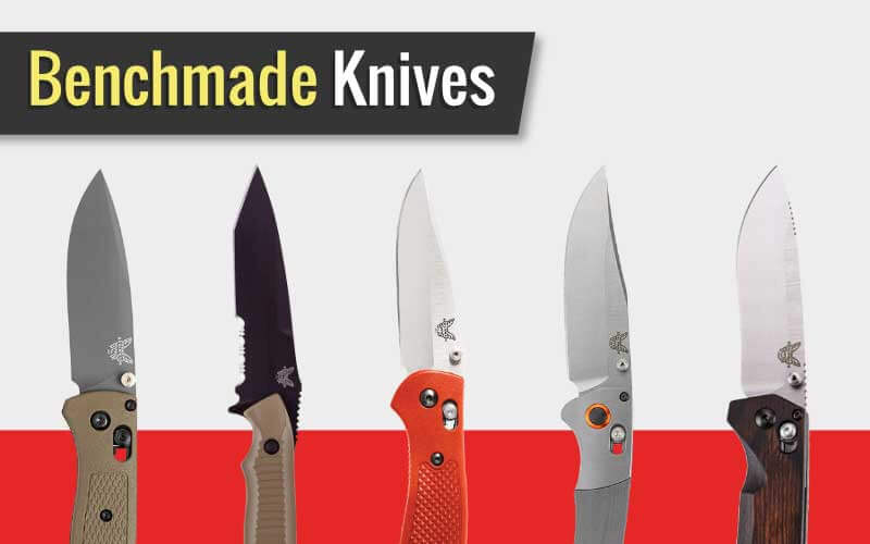 Some of the Best Benchmade Knives