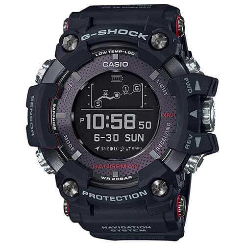 Casio G Shock Rangeman GPR B1000 GPS Enabled