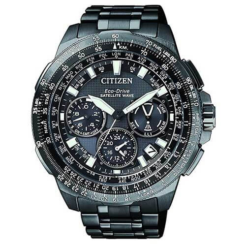 Citizen Satellite Wave Eco Drive F900