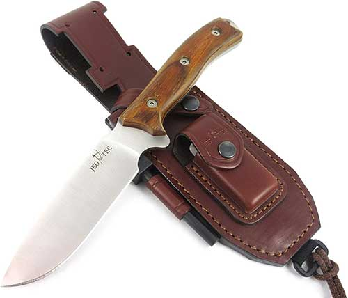 JEO TEC 7 Fixed Blade Knife