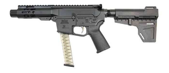 Palmetto State Armory Gen4 Shockwave Pistol Carbine